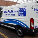 Toronto Vehicle Wraps & Graphics BETZ Transit Van 150x150