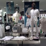 custom clothing display signs
