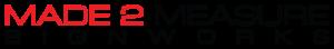 Markham Sign Company torontosigncompany logo content 300x44